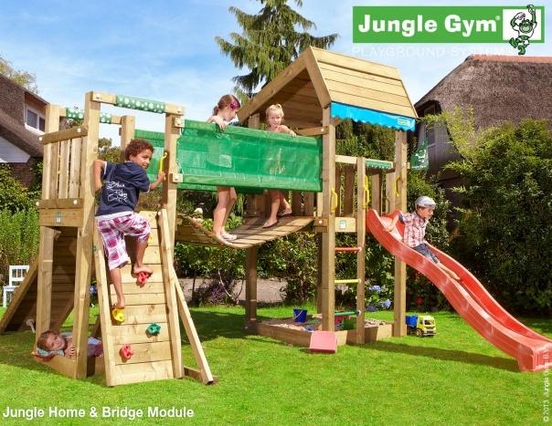 Jungle Home a Bridge modul