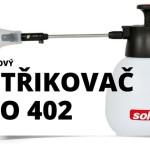 Ruční postřikovač Solo 402 – recenze a představení