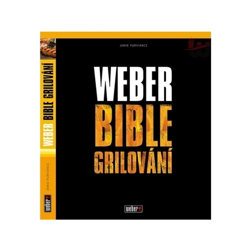 Weber bible grilování