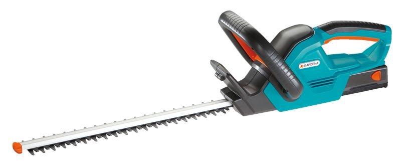 GARDENA akumulátorové nůžky na živý plot EasyCut 42