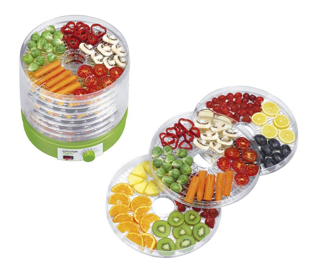 Velkokapacitní sušička potravin Concept SO 1025 XXL