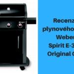 Recenze plynového grilu Weber Spirit E-320 Original GBS
