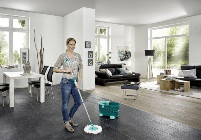 Tipy pro úklid bytu – jdeme na to od podlahy