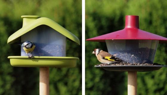 5 věcí, které byste měli vědět o krmítkách pro ptáky