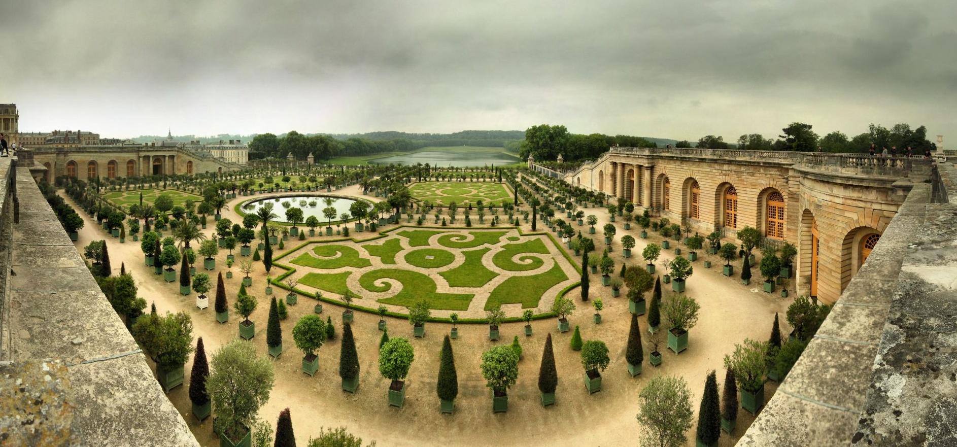 Château de Versailles, autor:  Panoramas