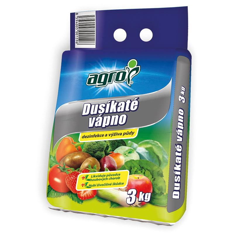 AGRO_Dusikate Vapno 3Kg