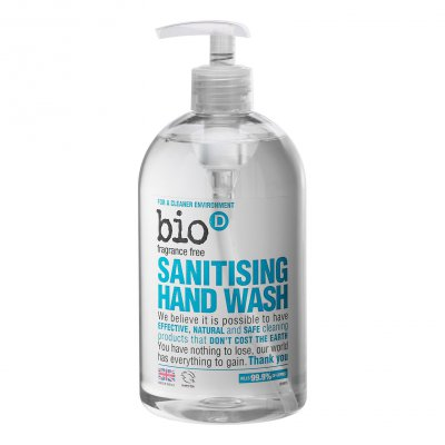 Bio-D Tekuté mýdlo na ruce (500 ml)