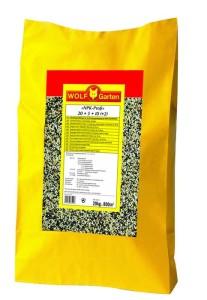 Trávníkové hnojivo LX-MU