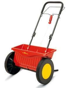 posypový vozík Wolf-Garten WE 430