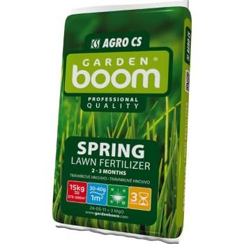 Jarní trávníkové hnojivo Garden Boom Spring