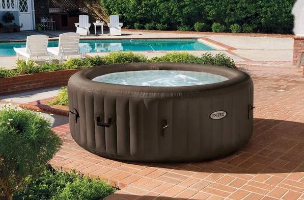 Bazén vířivý Intex Pure SPA-Jet Massage