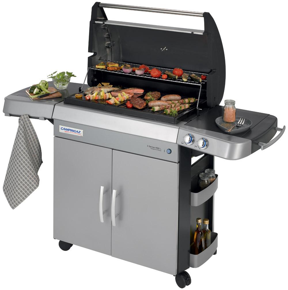 Plynový gril Campingaz 3 Series RBS® L
