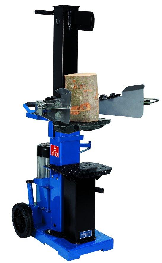 vertikální štípač dřeva Scheppach HL 1200s -1