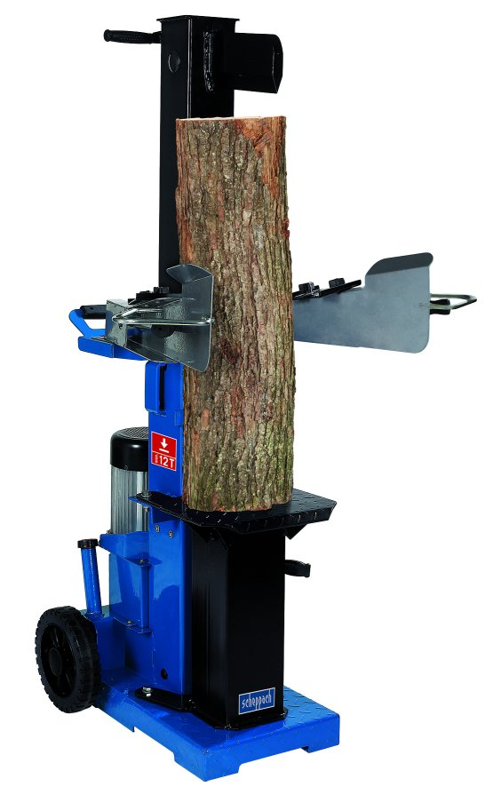 vertikální štípač dřeva Scheppach HL 1200s - 2