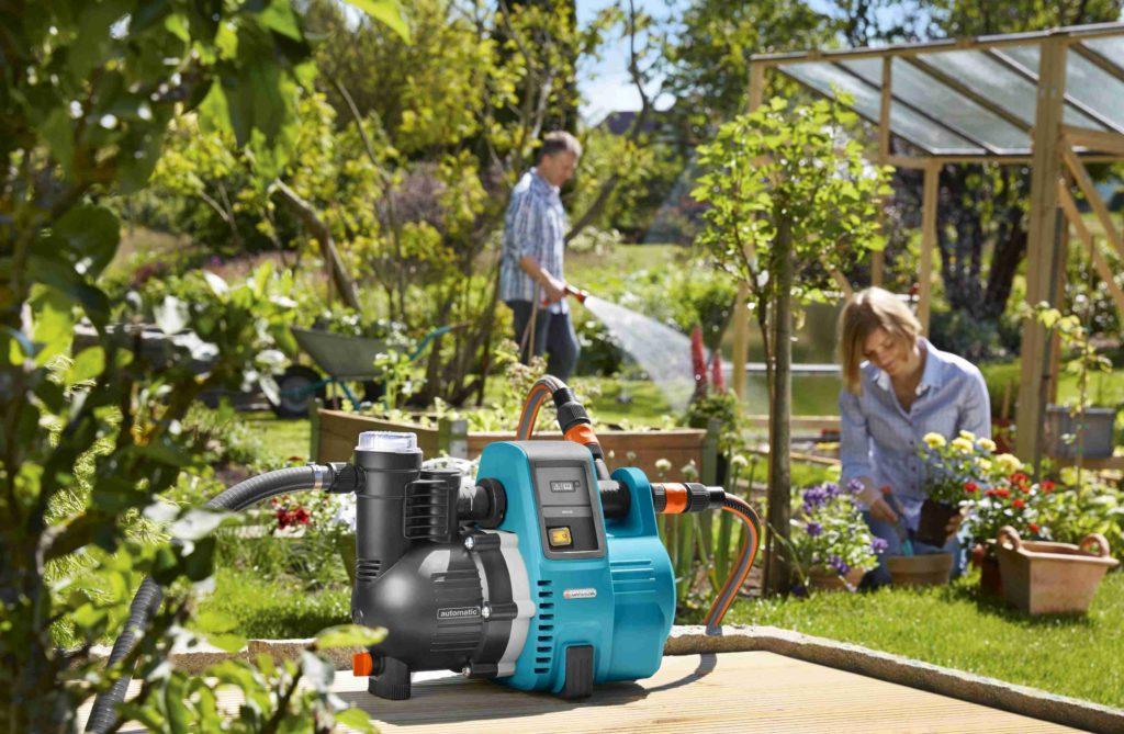 Gardena Domácí vodní automat 4000_5E Comfort_6